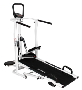 Healthgenie 3412MT Non-Motorized Treadmill
