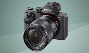 Sony Alpha A7S Mark II camera